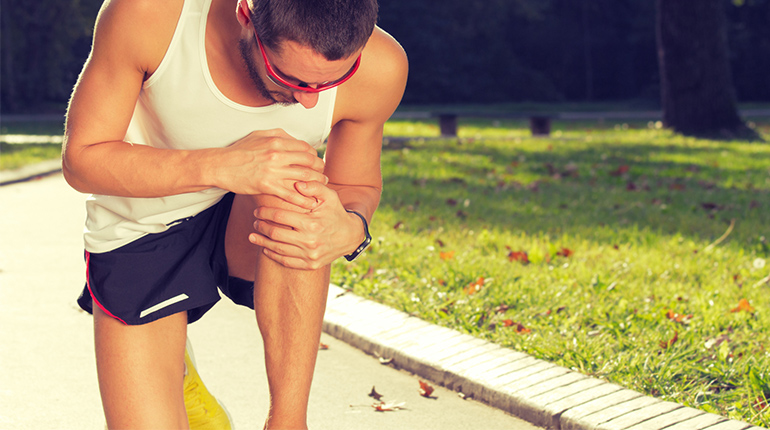 How to Cure Runner's Knee