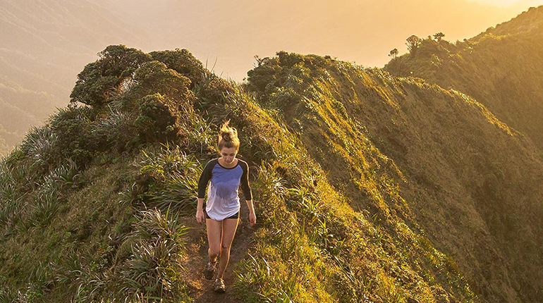 6 Surprising Health Benefits of Trail Running