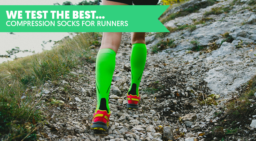 A Picture of the best compression socks for running