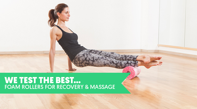 best foam rollers for self massage and recovery
