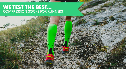 we test the best compression socks for runners