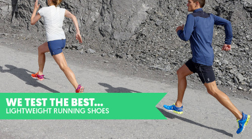 we test the best lightweight running shoes