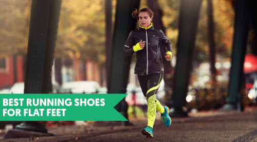 we test the best running shoes for flat feet