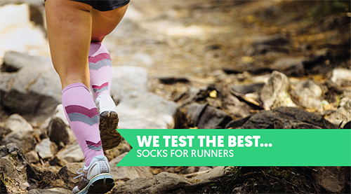 we test the best running socks