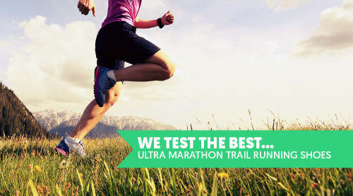 we test the best ultra marathon trail running shoes